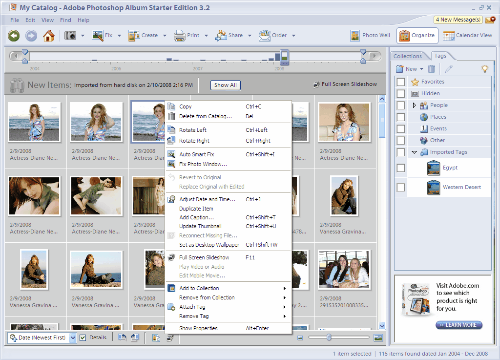 Adobe photoshoop album starter edition 3 2 cba zip