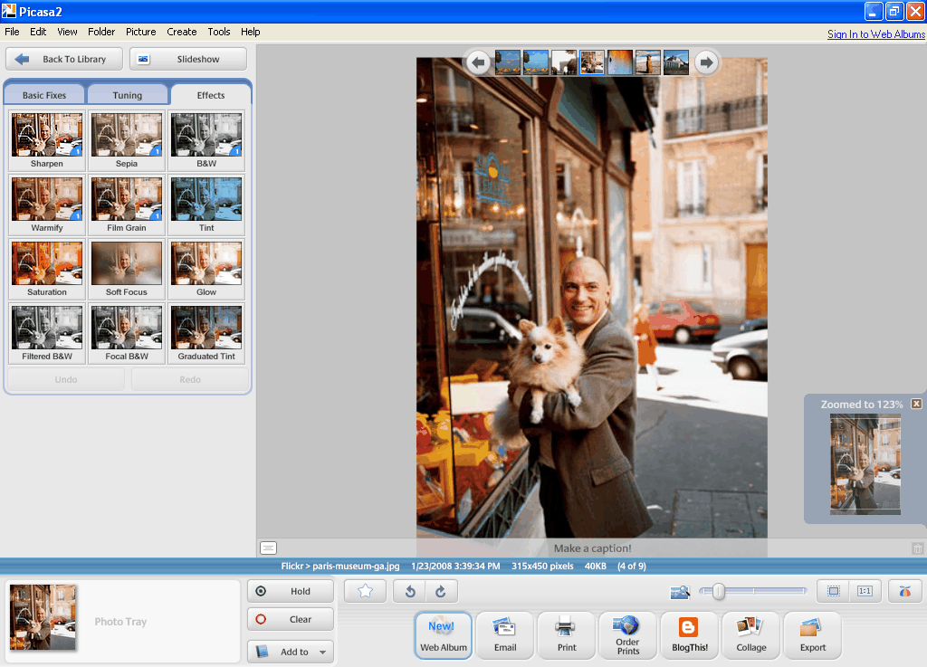 how to download picasa videos