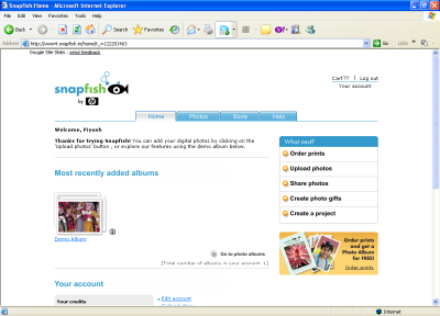 Snapfish dating site
