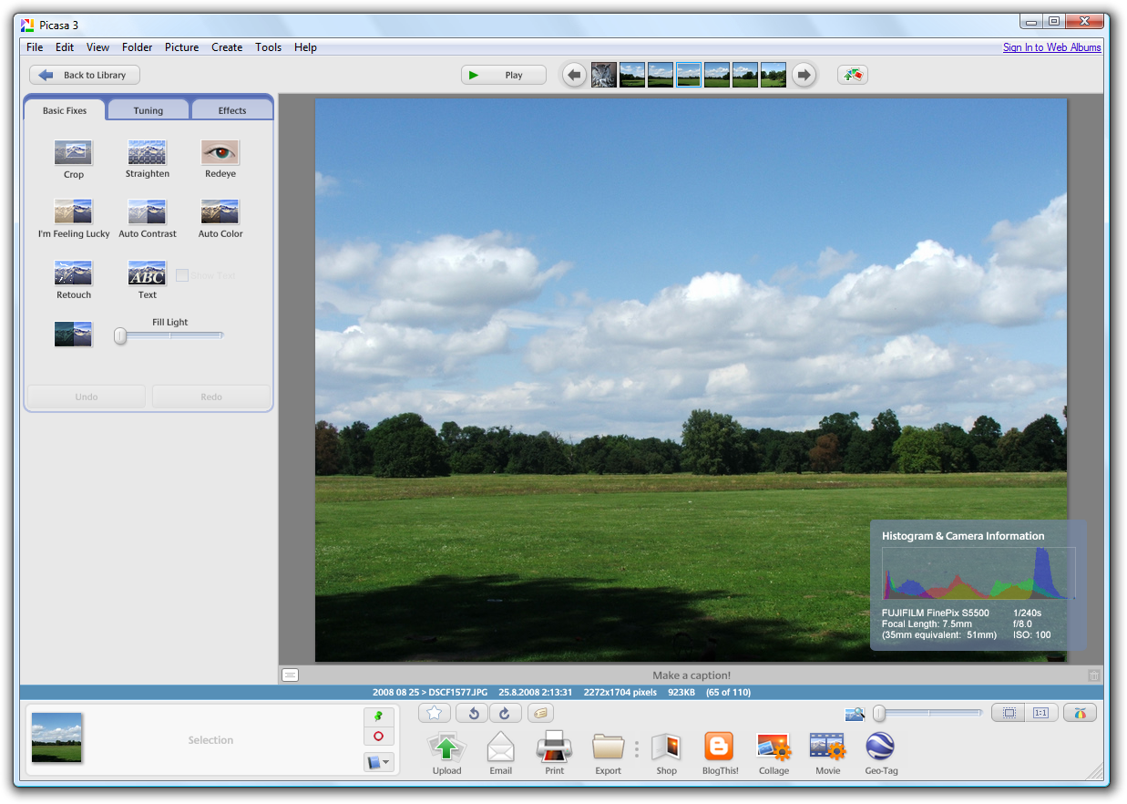 Picasa 3 beta now available: what's new? | Photo HowTo