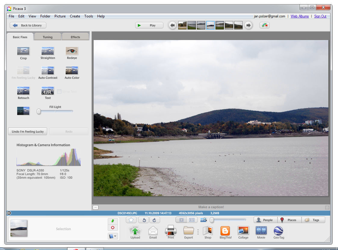 Picasa Photo Editor download