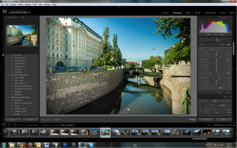 Adobe Lightroom 4