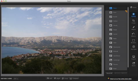 Fotor - one click photo editor