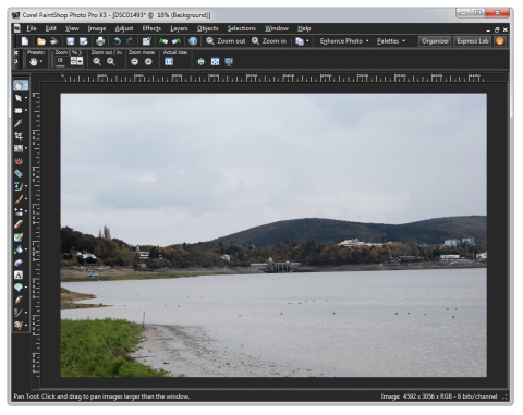 Corel PaintShop Photo Pro X3