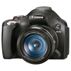 Canon PowerShot SX30IS Superzoom
